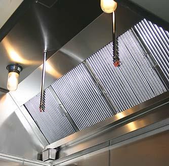 mercial Kitchen Hood Grease Capture Captrate™